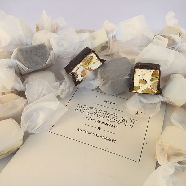 Chocolate Covered Nougat